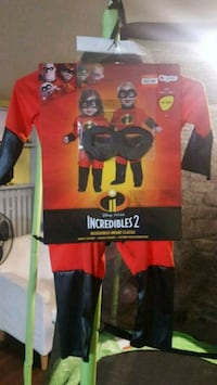 Halloween costume for baby size 12 to 18 months new. Toronto, M6N 4H5