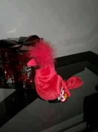 Ty very soft plush red cardinal Kitchener, N2K 4J7