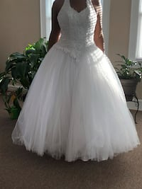 David's Bridal dress or Ball gown Norfolk, 23509