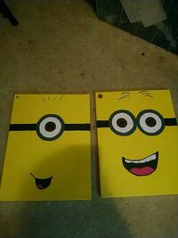 Minion Canvas Paintings Hendersonville, 37075