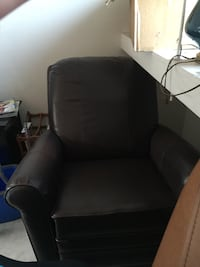 Used Lazy Boy Brand Leather Recliner For Sale In Chandler