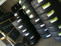 Large inventory of tires. $10 ride today layaway.  Indianapolis, 46218
