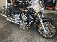 Bike must go. 99 Yamaha VStar 650cc, 10k miles, $1750. Easy to ride. Crete, 60417