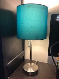 Teal Desk Lamp