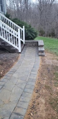 Need help with your upgrades, renovations, remodelling, hardscaping, decks, patios, walkways, fencing etc..PM me for free quotes/estimates or call  [PHONE NUMBER HIDDEN] . Thank you Front Royal, 22630