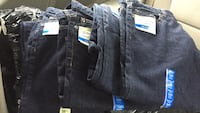 Four pair of new jeans size Boys 14/16 Husky Frederick, 21701