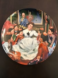Collectable Plates King and I Series Ancaster, L9K 1N8