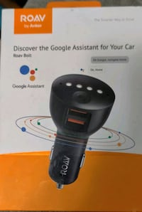 Google Home device for car