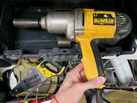 DEWALT DW292 7.5-Amp 1/2-Inch Impact Wrench with Detent Pin Anvil   Toronto