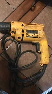 Power drill and this product is corded Midland, 79701