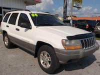 Jeep Grand Cherokee 2002 Largo