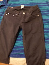 Grey True Religion Jeans size 27. Light used . In good condition.  San Jose, 95122