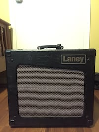 Laney cub 12r guitar (tube amp).