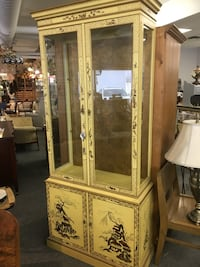 Gorgeous Asian Cabinet with Glass Doors London, N6E 3J7