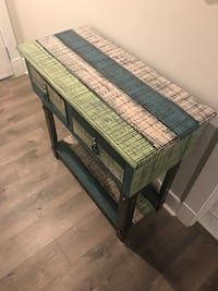 New console table / accent table