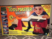 MAGIC MAKER ORIGINAL TOOLMASTER WORKSHOP BY TOYMAX 1994  Ages 8 and Up  Brand New in the Box!  Very rare and hard to find toy.  VIEW MY OTHER ADS!!! Toronto