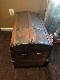 Antique Chest Sterling, 20164