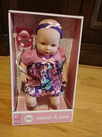 Circo Sweet & New doll box O'Fallon, 63366