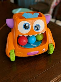 Fisher-Price crawl and play monster Moore, 73160