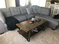 Sectional couch Quincy, 02169