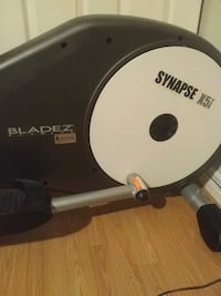 Synapse step master, perfect condition, Bladez Fitness, barely used