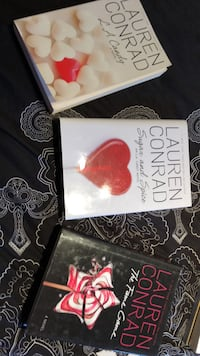 LAUREN CONRAD BOOK 15$ all Laval, H7S 1Y4