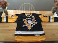 Pittsburgh Penguins Sidney Crosby Captain Jersey Hesperia, 92345