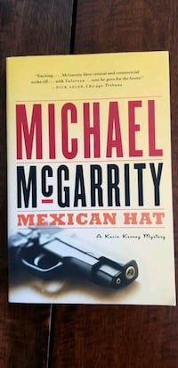 Mexian Hat by Michael McGarrity Highwood, 60040