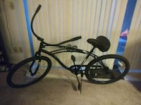 black and gray cruiser bike Des Moines, 98198