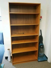 brown wooden bookcase Forest Hill, 21050