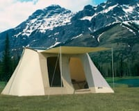 Kodiac canvas tent 10 by 14. Will deliver to you