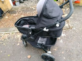 Baby Trend Stroller with Detachable Car Seat