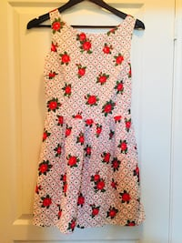 NWT Topshop Knotted Back Dress Mississauga, L5B 1L9