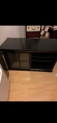 Pottery Barn Solid Wood TV stand media cabinet Langley, V2Y 1L5