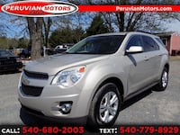 Chevrolet Equinox 2010 Warrenton, 20187