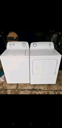 Amana washer and gas dryer set  Dearborn