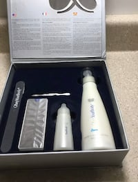 NEW Obey Your Body The Ultimate Nail Care Kit Dead Sea Minerals