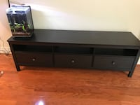 Hemnes Entertainment TV Stand Washington, 20037