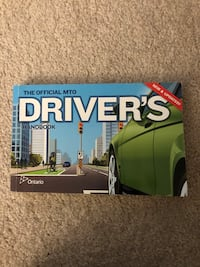 Drivers test book