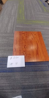 $3.50SF.     ENGINEERED HARDWOOD. Richmond, V6V 1J5