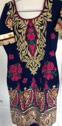 Indian suit Royal blue in colour with Pjami Nd Dupata Brampton, L6P