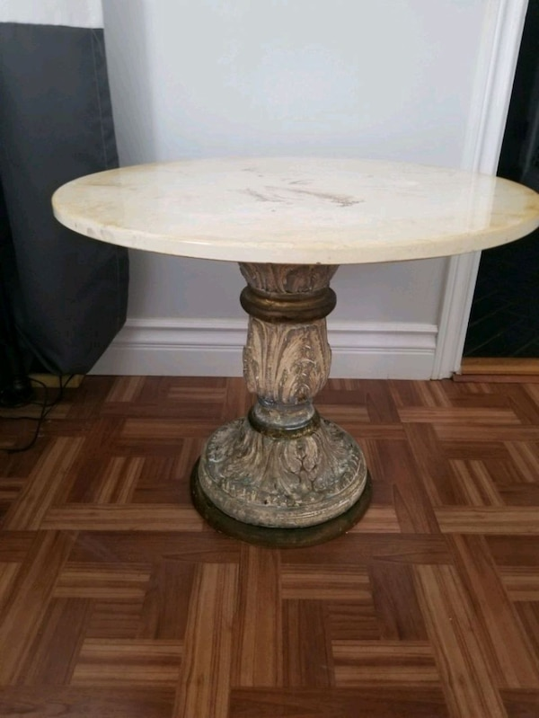 Accent End Table Or Nightstand
