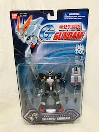 Bandai MS Mobile Fighter MF G-Gundam Shadow Gundam Figure  (SP-1) Daly City, 94014