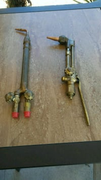 Two Torches with new copper tips can be put  Summerfield, 34491
