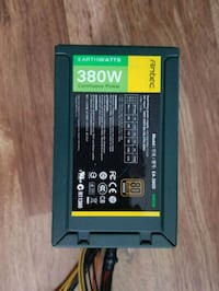 Antec 380w green supply