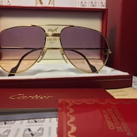 Cartier Vendome Louis 18 k gold Roma, 00136