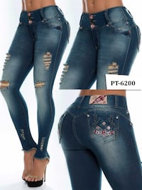 Colombian Jeans Buttlifter free delivery Wednesday and Thursday Brampton