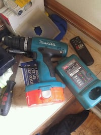 Cordless drill with charger  Kitchener, N2G