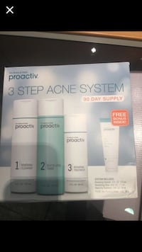 proactive 3 step acne system Gainesville, 20155