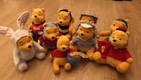 Pooh Bear Collection, Pick up only Whitchurch-Stouffville